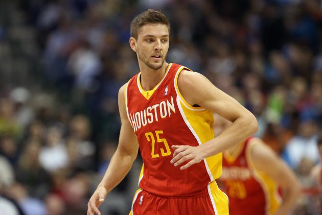 Ultimate Rockets  Parsons, Harden Back on Court for Rockets Before Road Trip
