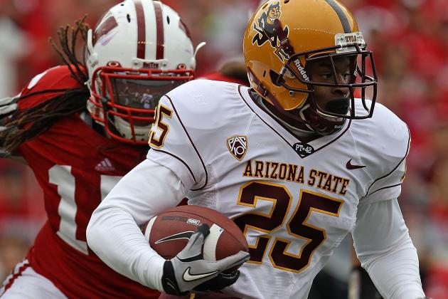 ASU Deantre Lewis Looks to Contribute at Running Back