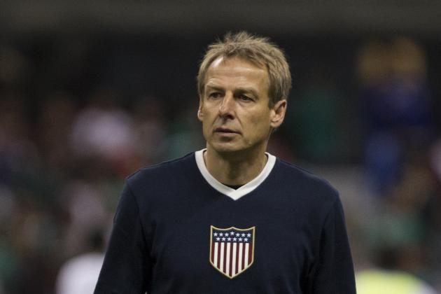 Breaking Down U.S. National Team Tactics Under Jurgen Klinsmann