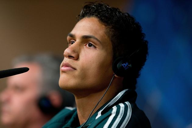 "Varane: ""We Aim to Win the Champions and It Would Be a Letdown"