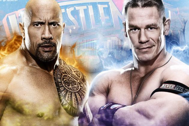 WrestleMania 29: Why WWE Should Take Austin's Advice on Rock vs. John Cena Match