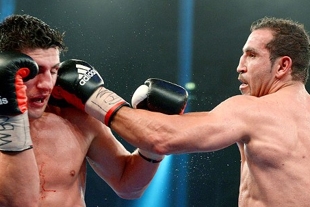 Arslan Angling for Huck Rematch