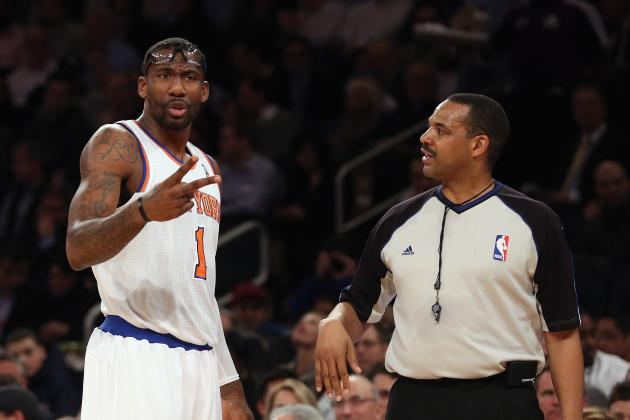 New York Knicks: Why Amar'e Stoudemire's Contract Isn't as Bad as It Seems
