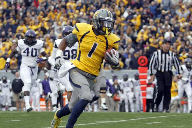 NFL Draft 2013: Best Potential Landing Spots for Draft's Top WRs