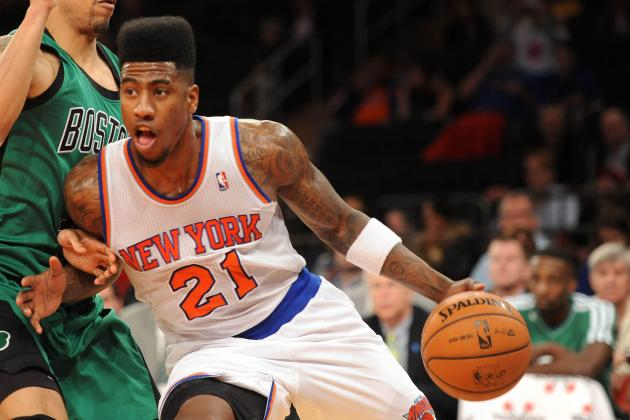 Shumpert Returns to Scene of Injury