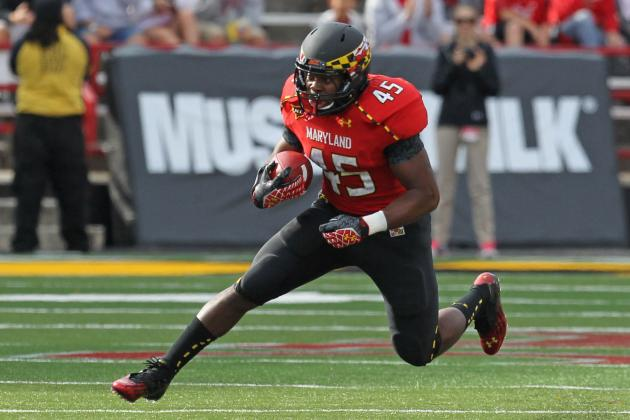 This Time, Terps RB Brandon Ross Won't Get Tripped Up