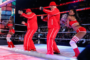 WWE Raw Results: Tons of Funk & Funkadactyls Beat Rhodes Scholars & Bella Twins