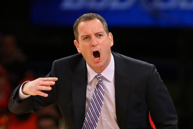 Rutgers Coach Mike Rice Physically and Verbally Assaulting His Players
