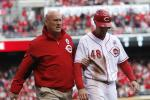 Report: Reds' Ludwick to Miss 3 Months with Shoulder Injury