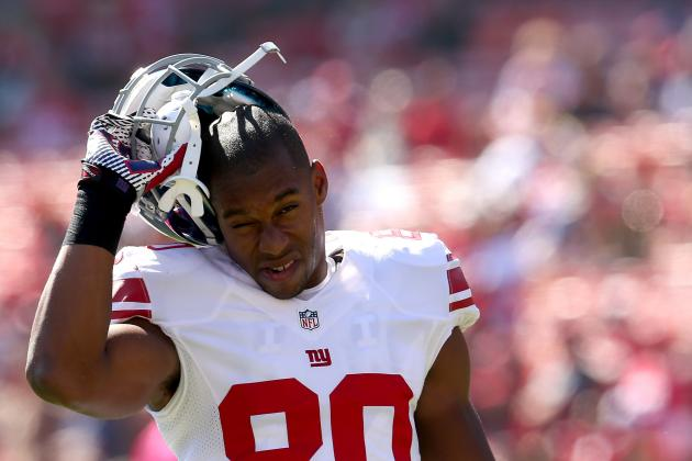 Is Victor Cruz the Next Star to Join Jay-Z's New Venture?