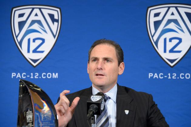 Pac-12's Scott: Ref Boss Shouldn't Be Fired