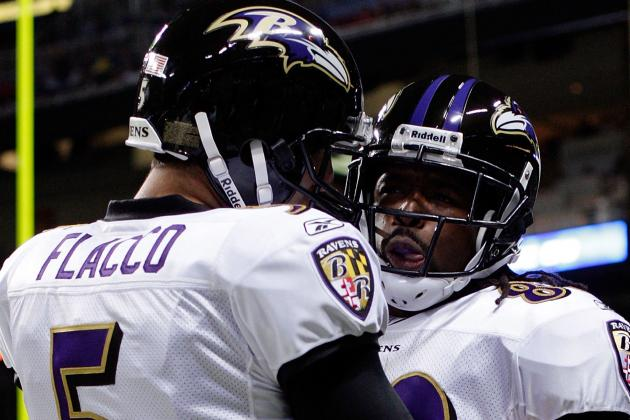 Torrey Smith: Don't Put Blame on Flacco