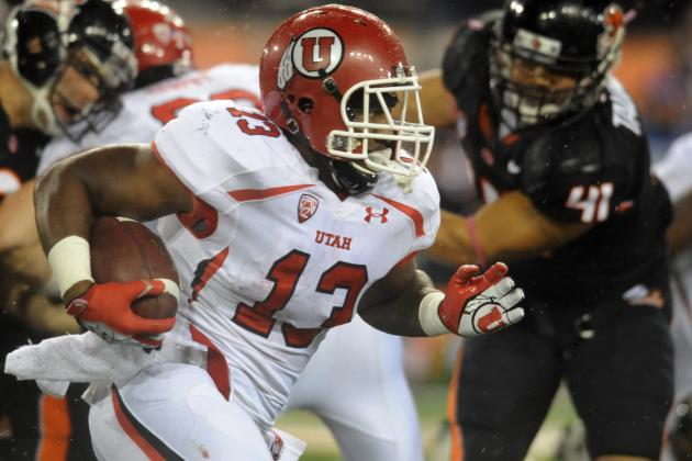 Utah Depth Chart Moves