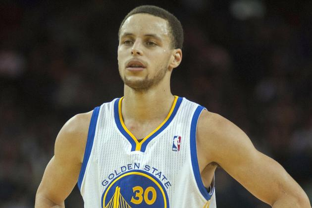 Curry Is Doing Some Pretty Amazing Things This Year with That Jumper of His