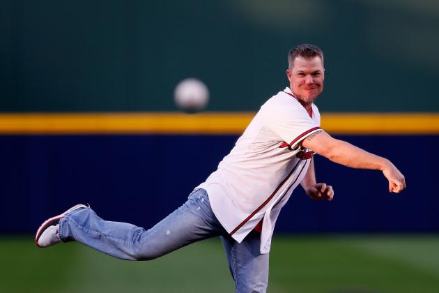 Chipper Jones Is Involved in Epic Twitter War
