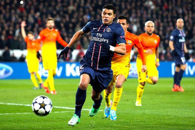 PSG vs. Barcelona: Champions League Quarterfinal 1st-Leg Live Score, Highlights