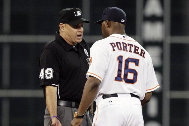2013 Houston Astros: Bo Knows, Porter Has Astros on the Right Track