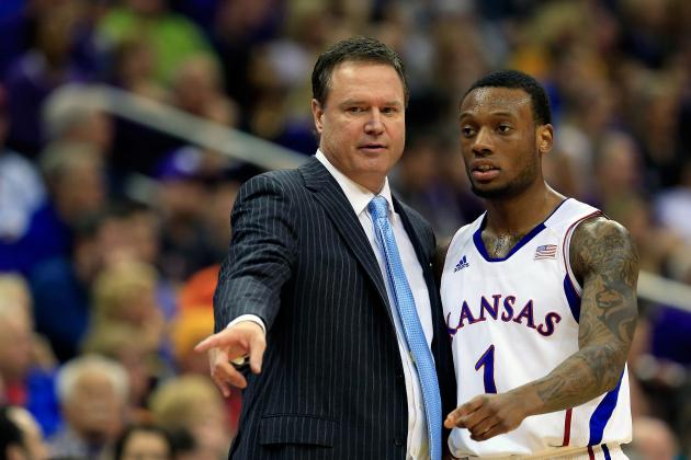 Can Kansas Keep Big 12 Title Streak Alive If All 5 2013 Starters Leave?