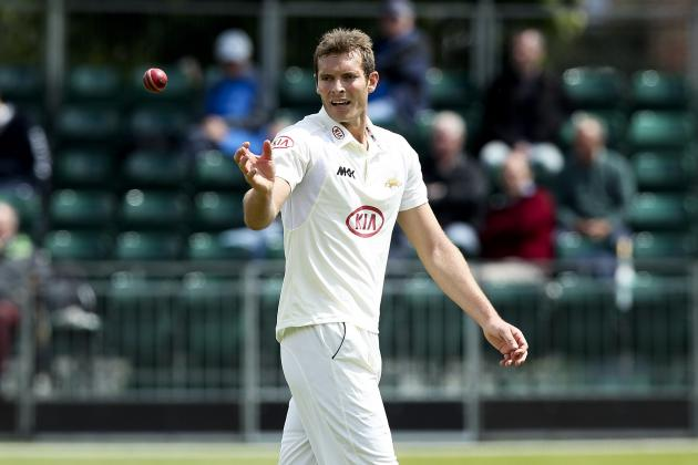 Tremlett Named in Performance Squad