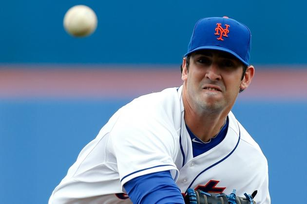 Mets' Harvey Emerges from Competitive Fire