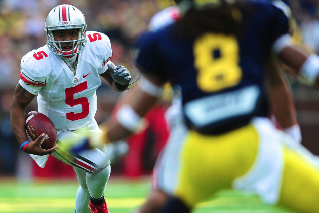 What Michigan Needs to Do Defensively to Beat Braxton Miller, Ohio State in 2013