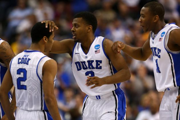 Duke Basketball: Looking Ahead to Next Season's Starting Lineup