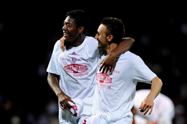 Bayern Munich 2 Juventus 0: Alaba's Early Goal Sets the Tone
