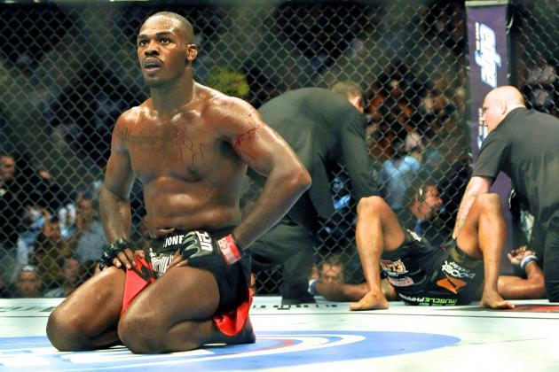 UFC Champ Jon Jones Slams 'Weak' Chael Sonnen: 'He Has No Championship Soul'
