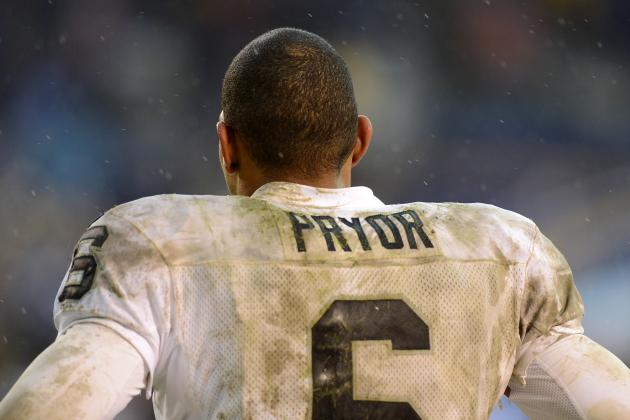 Did the Raiders Make It Harder for Terrelle Pryor to Win the Starting Job?