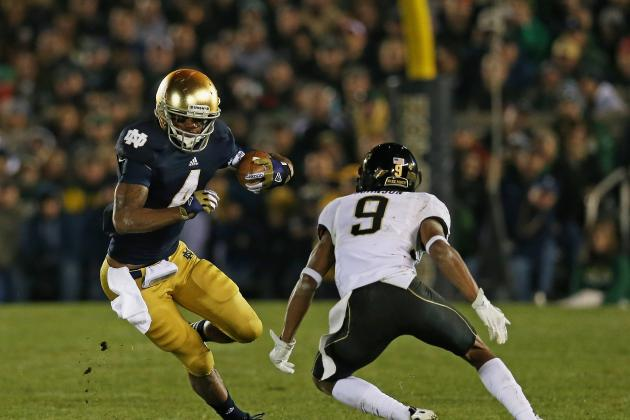 Notre Dame Football: Who Will Be Irish's Starting Running Back in 2013?