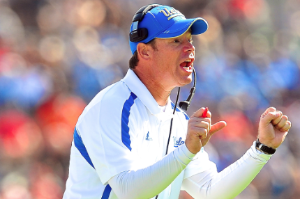 What Jim Mora Is Expecting Out of UCLA's Spring Football Practices