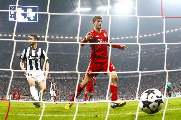 Bayern Munich Strike Early, Beat Juventus in Champions League Quarters 1st Leg