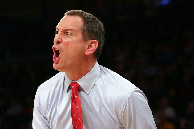 Mike Rice: Rutgers Must Take Stand and Fire Head Basketball Coach