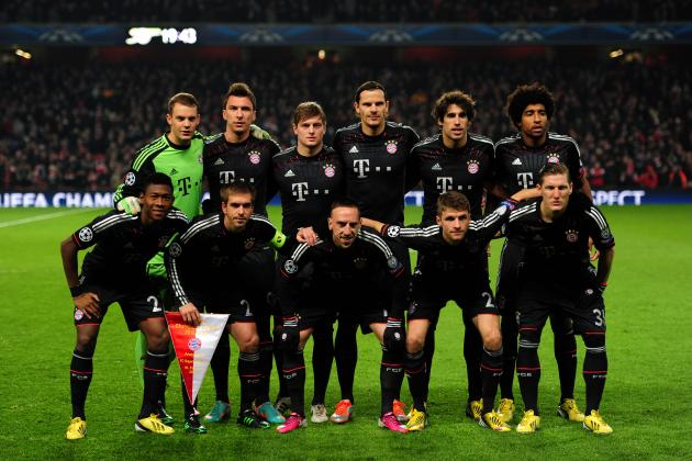 Rating the Bayern Munich Players in 2-0 Victory over Juventus