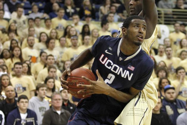 UConn Men to Open '13-'14 Hoop Season in Brooklyn