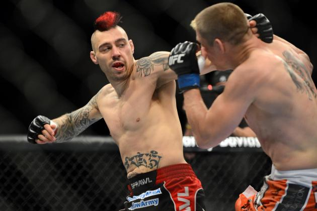 UFC, Not CSAC, Pulled Dan Hardy from Fox Card: Time Right for Retirement?