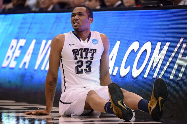Pitt Basketball Guard Trey Zeigler to Transfer