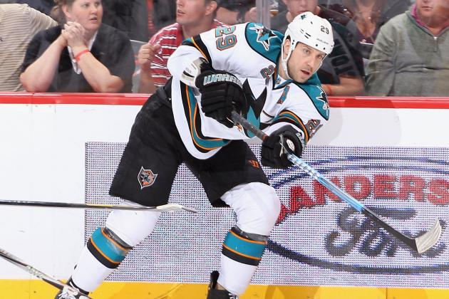 Report: Sharks to Get 3 Picks After Clowe Approves Deal