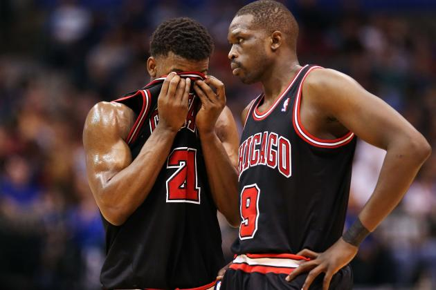 NBA Gamecast: Bulls vs. Wizards