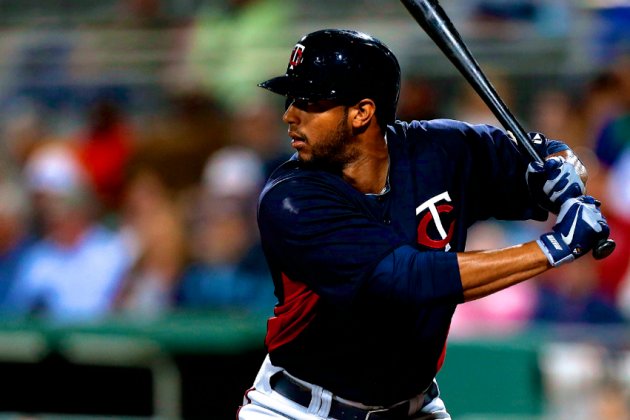 Aaron Hicks: Predicting the Minnesota Twins Top Prospect's Stats for 2013