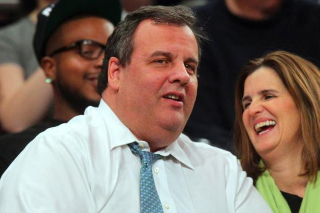 NJ Gov Chris Christie on Rice: 'Deeply Disturbed by Conduct'