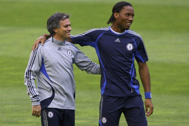José Mourinho: 'Didier Drogba Will Be Part of My Life Forever'