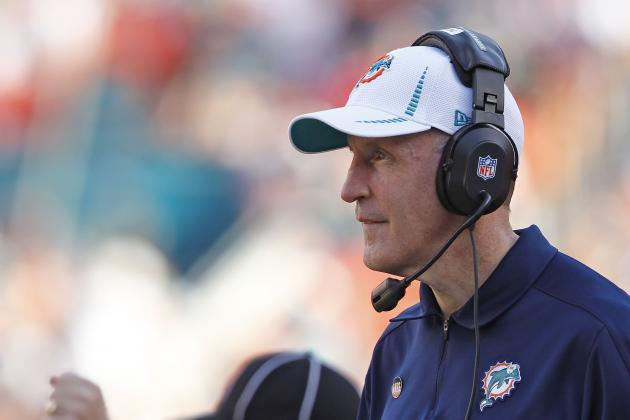 2013 Miami Dolphins Schedule: Full Listing of Dates, Times and TV Info