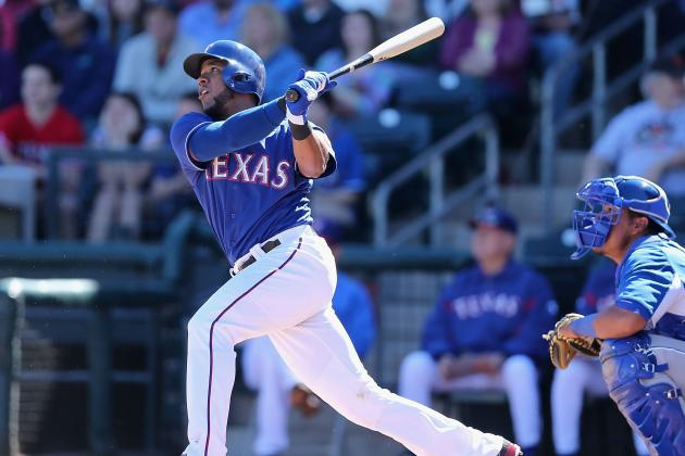 Elvis Andrus Wants to Spend Rest of Career with Rangers