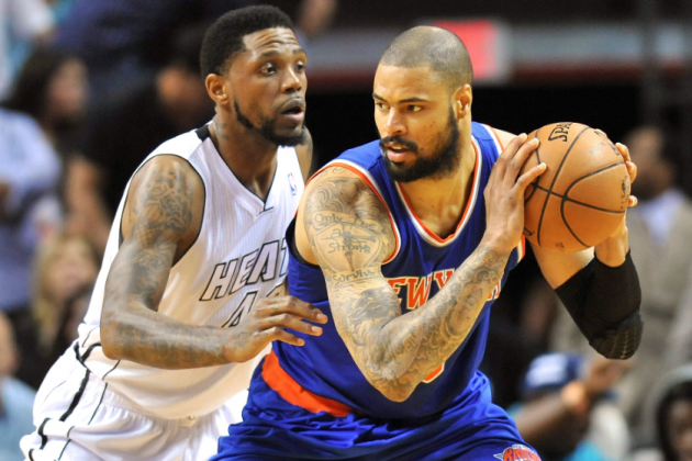 Tyson Chandler Injury: Updates on Knicks Center's Status