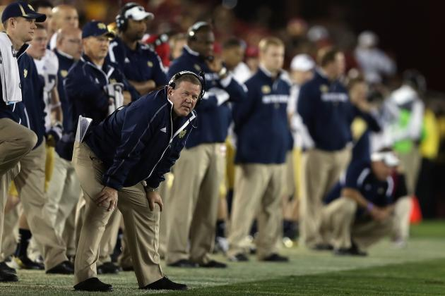 Notre Dame Football Will Suffer Let-Down Season After BCS Title Game
