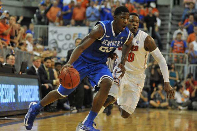 Alex Poythress Will Reportedly Return to Kentucky for Sophomore Season