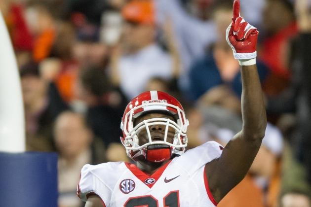 Georgia Football: Why Chris Conley Will Have a Breakout Year in 2013