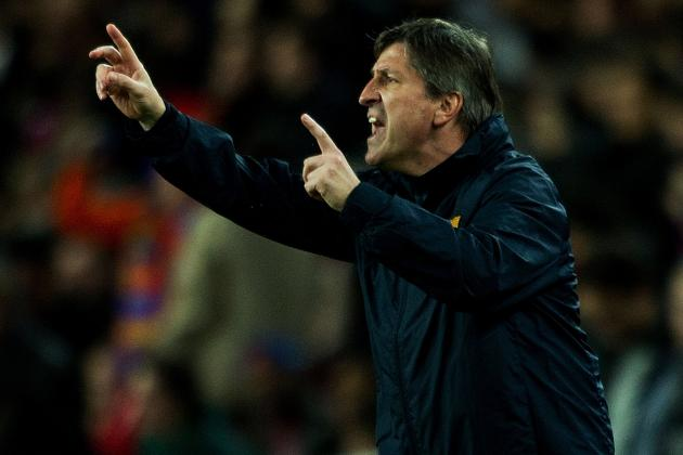 Jordi Roura: 'It's a Good Result'