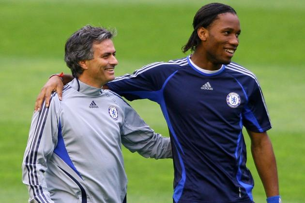 Didier Drogba Is Open to Return to Chelsea; Wants to Bring Mourinho